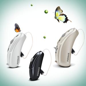 Audífonos de última generación
